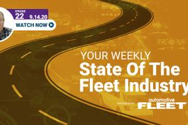 State of the Fleet Industry: Fleet Data Points to Uneven Fleet Recovery From Pandemic
