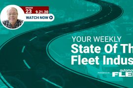 State of the Fleet Industry: 2021-MY Fleet Orders Point to Stronger Spring Buying Market
