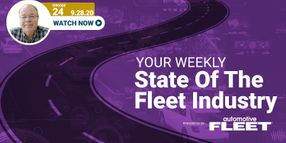 State of the Fleet Industry: COVID's Potential Impact on Supplier Multi-Year Purchasing Agreements
