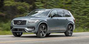 Volvo Vehicles Recalled for Occupant Protection Risks