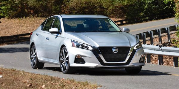 Nissan Reveals 2021 Altima MSRP Pricing