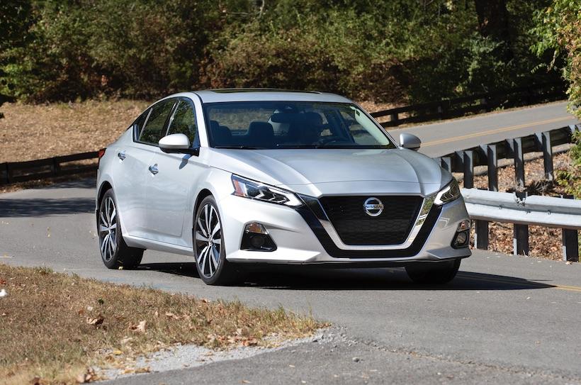 Nissan Reveals 2021 Altima MSRP Pricing