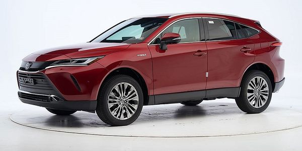 The 2021 Toyota Venza