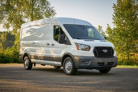 2021 Ford Transit Gets Parcel Delivery & Recreation Packages