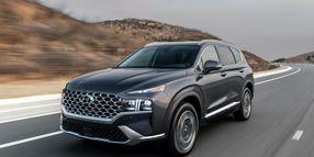 Hyundai 2021 Santa Fe Features New Powertrains, Includes a Hybrid Variant