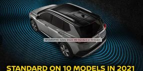 Nissan's Safety Shield Tech Made Standard on 10 Models