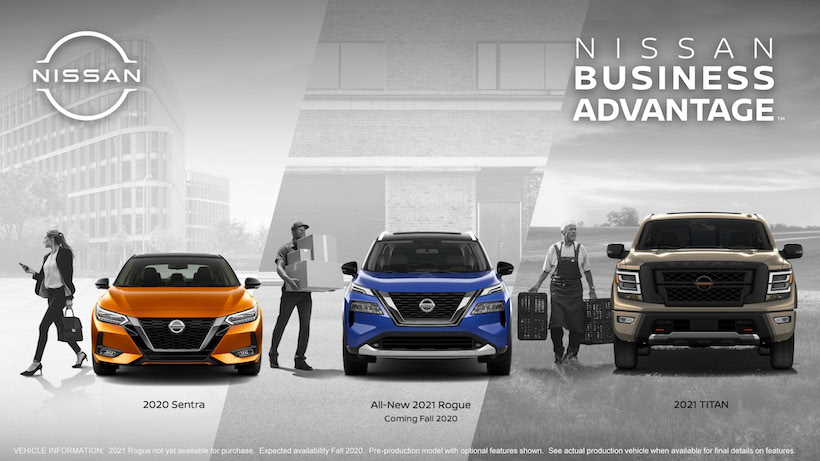 Nissan Revamps U.S. Commercial Vehicle Business, Discontinuing NV and NV200 in 2021