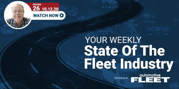 State of the Fleet Industry: Top Trends Driving Fleet in 2020-2021