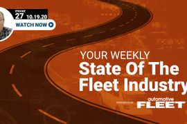 State of the Fleet Industry: Fleets Extending Vehicle Service Life