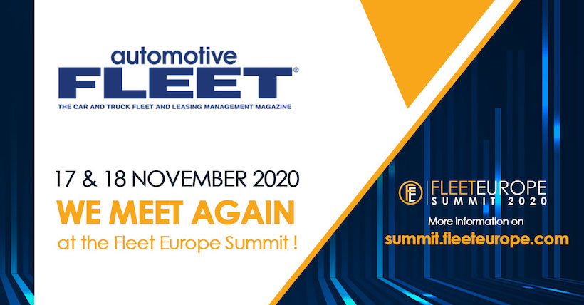 Registration Opens for the Virtual 2020 Fleet Europe Summit