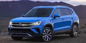 Volkswagen Details All-New 2022 Taos Compact SUV