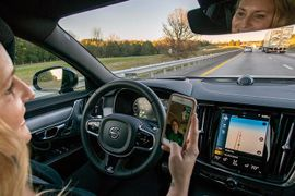 Drivers Using Vehicle Safety Assistance Tech Lose Focus on the Road