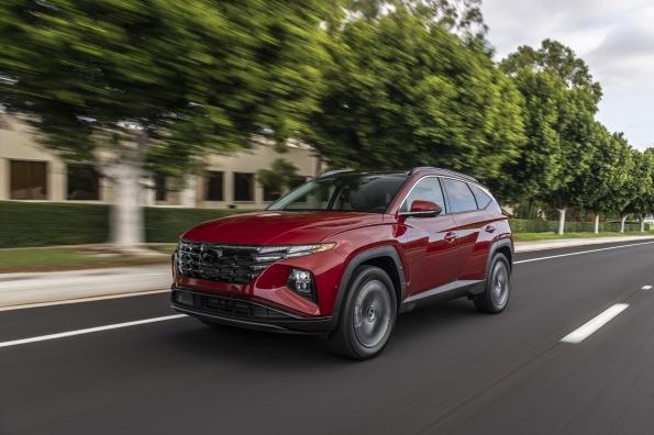 Hyundai Reveals Updates for the 2022-MY Tucson