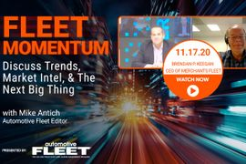 Fleet Momentum: How EVs, Connectivity, and E-Commerce Will Impact Fleets