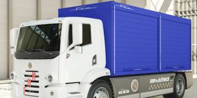 Brazilian Auto Manufacturer FNM Returns to Develop Electric Trucks
