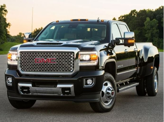J.D. Power has announced the results of its 2020 Best Resale Value Awards and this year the best-performing vehicle overall is the GMC Sierra 3500. - Photo: J.D. Power