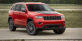 2020 Fleet SUV of the Year: Jeep Grand Cherokee