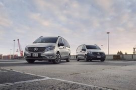 2021 Mercedes-Benz Metris Improves Fleet Connectivity & Safety Functions