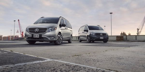 The Mercedes-Benz Metris will receive several updates for the 2021 model-year, including new...