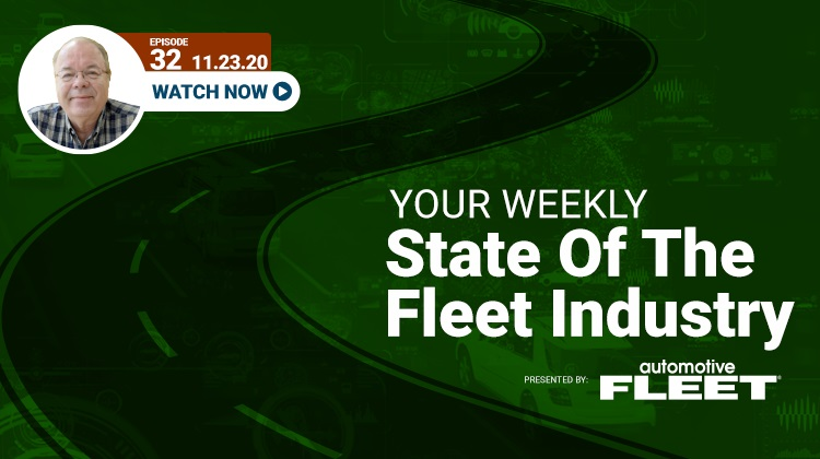 State of the Fleet Industry: Forecast of Fleet Trends into Q1 2021