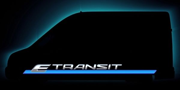 The new E-Transit will join the all-electric F-150 and EV Mustang Mach-E, which support Ford's...