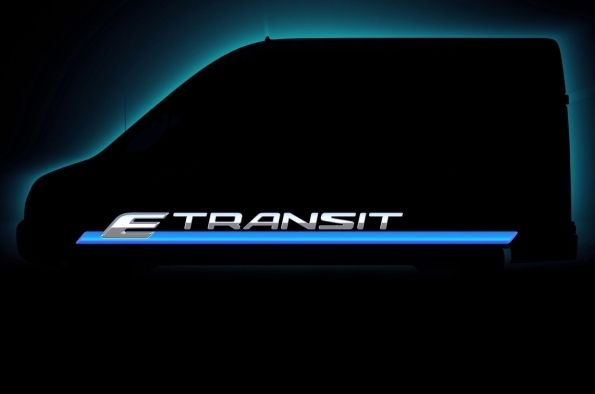 The new E-Transit will join the all-electric F-150 and EV Mustang Mach-E, which support Ford's plan of future vehicle electrification. - Photo: Ford