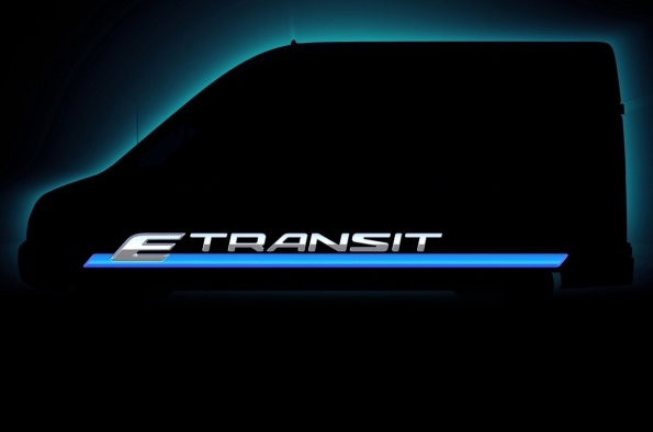 Ford Assembling E-Transit in Kansas City & Builds Out $3.2B in North American EV Manufacturing