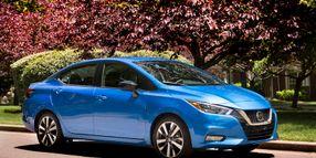 Nissan Reveals 2021 Versa MSRP Pricing