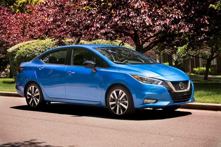 - Photo: Nissan