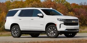 Chevrolet 2021 Diesel Tahoe, Suburban Fuel Economy Detailed