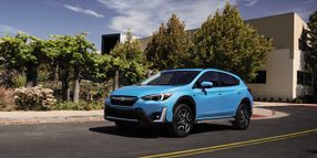 Subaru Announces 2021 Crosstrek Hybrid MSRP Pricing