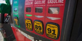 National Average Gas Prices Hold Steady to Start 2021