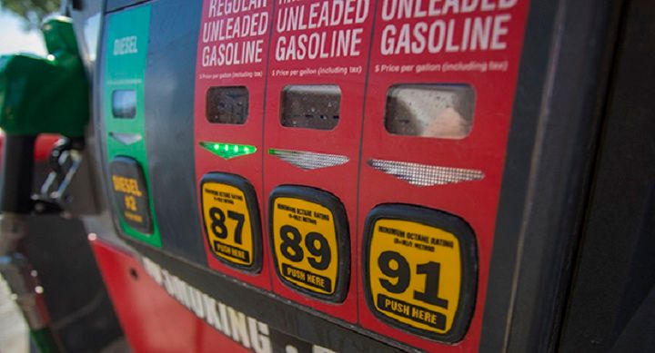 While the national gas price average is nine cents more than last month, January gas prices are already 33 cents cheaper than this time last year. - Photo: AAA