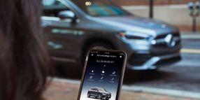 Mercedes-Benz Updates Vehicle Connectivity App