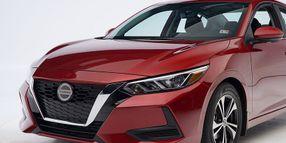 2021 Nissan Sentra Achieves IIHS Top Safety Pick Award