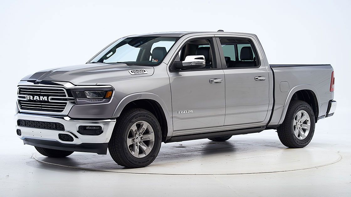 2021 Ram 1500 Recognized with IIHS Top Safety Pick ...