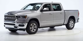2021 Ram 1500 Recognized with IIHS Top Safety Pick