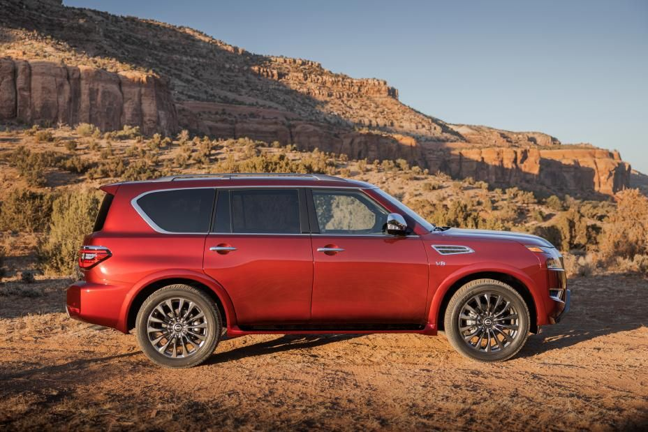 nissan announces 2021 armada msrp pricing - vehicle