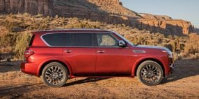Nissan Announces 2021 Armada MSRP Pricing