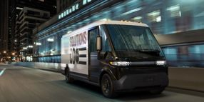 GM Unveils New Electric Delivery Van & EV Business Unit