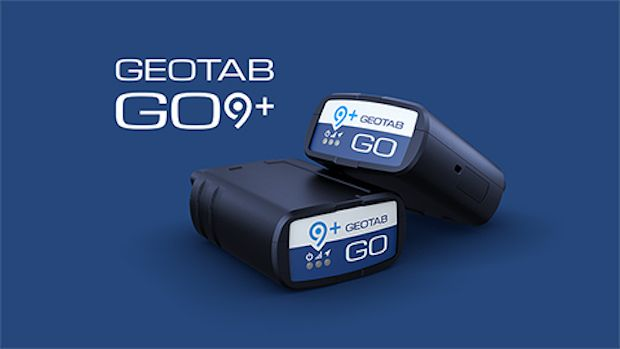 Geotab has introduced the availability of its new GO9+ telematics solution, which is built upon the GO9 device and now includes Wi-Fi connectivity. - Photo: Geotab:
