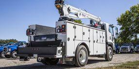 Stellar Industries Introduces Low Cab Forward Service Body