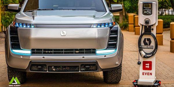 Mike Albert Reserves Order of Lordstown Motors EV Pickups