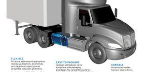 GM & Navistar Partner on Development of Fuel-Cell Semi Trucks