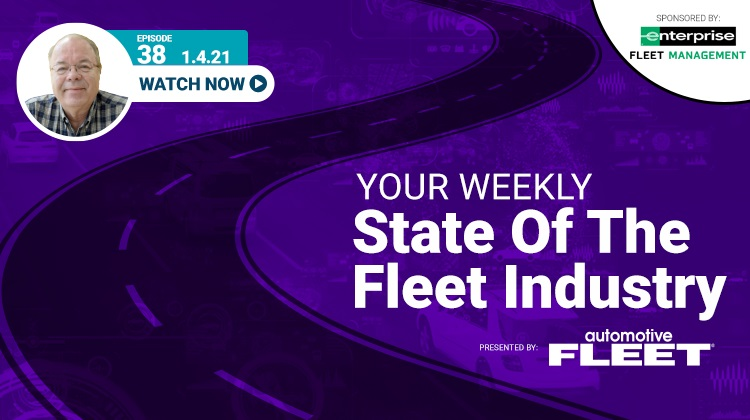 State of the Fleet Industry: Top Fleet Manager Concerns for 2021