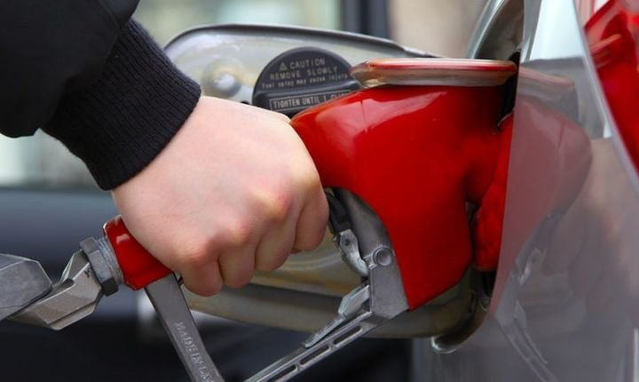 The national average price for gasoline is a nickel more than last week, but is still cheaper year-over-year by 17 cents. - Photo: AAA