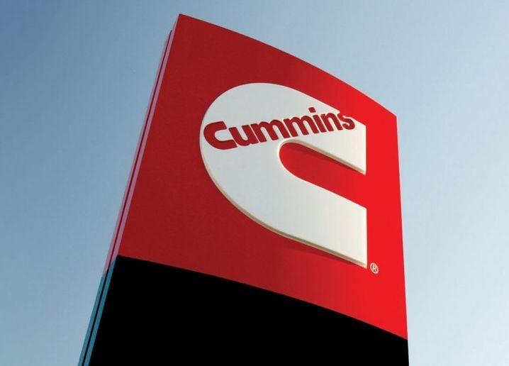 - Photo: Cummins