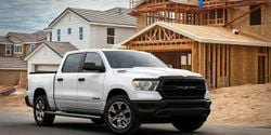 Ram Truck revealed a new, more fuel-efficient 2021 Ram 1500 with the announcement of the Tradesman High Fuel Efficiency (HFE) EcoDiesel model, that delivers a highway rating of 33 mpg.