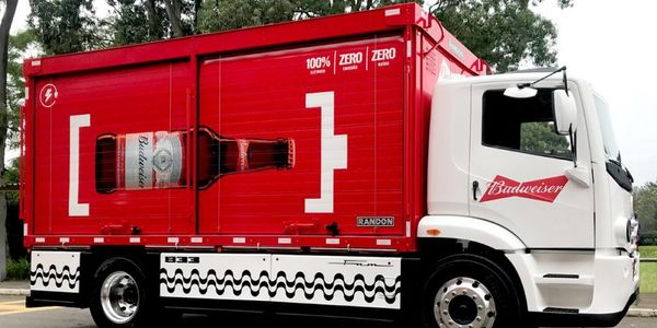 Brazilian Auto Manufacturer FNM Producing Electric Trucks for South American Beverage Fleet