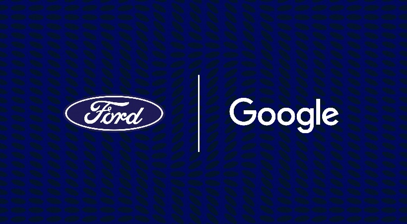 Ford & Google Form Strategic Partnership for Connected Vehicle Services